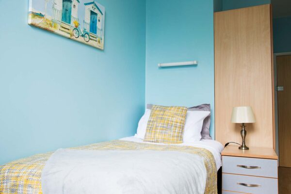 student accommodation nottingham city